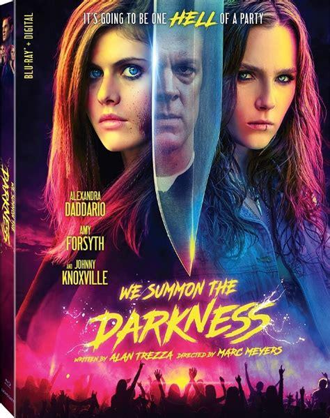 summon  darkness   blu ray  dvd