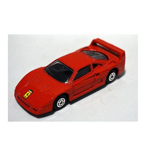 There will be a limited run of 1,000 units so get your car now. Maisto - Ferrari F40 - Global Diecast Direct