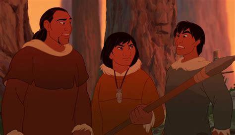 *sitka, Kenai & Denahi  Brother Bear, 2003  Brother Bear
