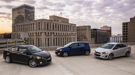 Chevrolet Sonic Info, Pictures, Specs, Wiki  Gm Authority