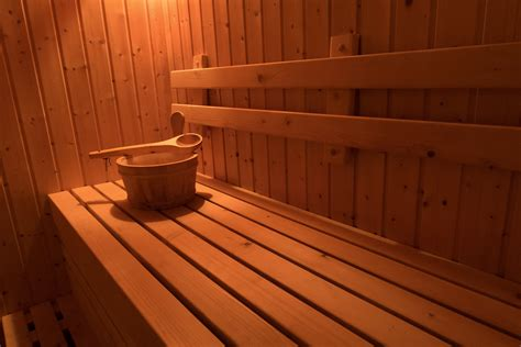 Using A Sauna May Reduce The Risk Of Stroke