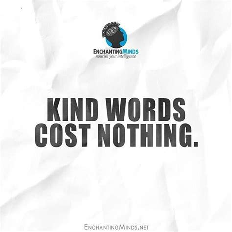 kind words cost  pictures   images