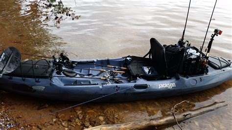 Fishing Boat Equipment List by Packing For A Kayak Fishing Trip 171 Bass Grab