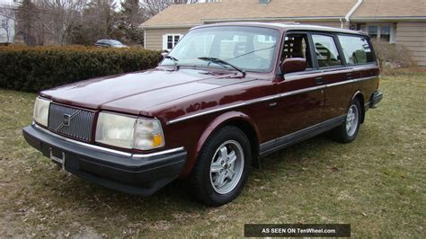 volvo  classic wagon limited edition