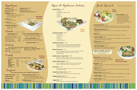 mediterranean food menu cooking wise from all