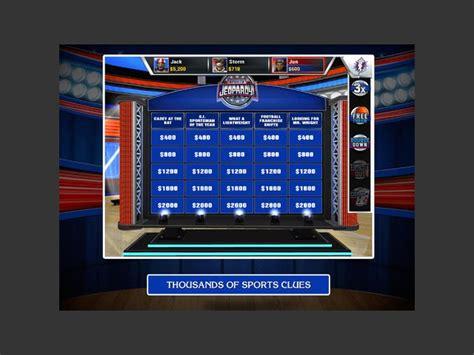 Sports Jeopardy! Archives - GameRevolution