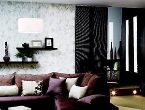 Impressionnant papier peint pour salon et salle a manger for Idee deco cuisine avec idée papier peint salon salle À manger