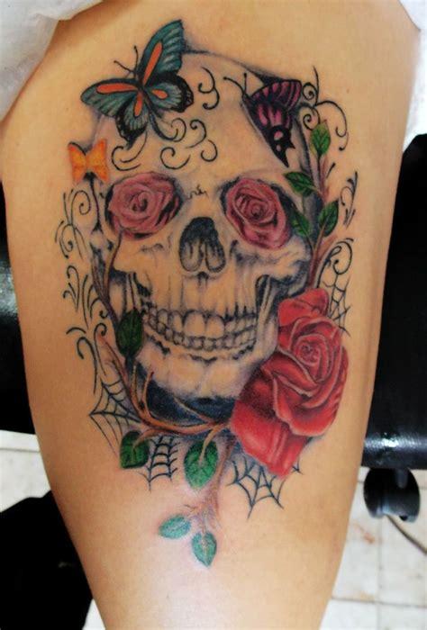 images  skulls  roses tattoos  pinterest ankle tattoos skull rose tattoos