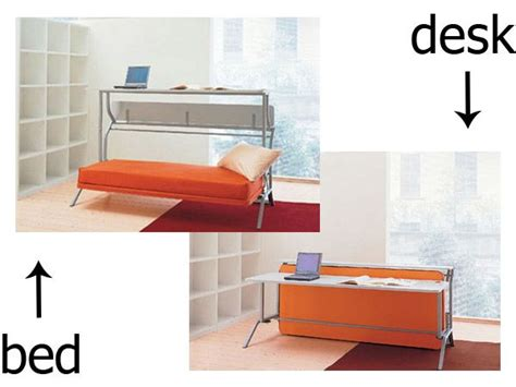 desk transforms into bed 539 best images about space saving and transforming