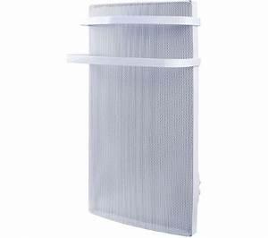 Seche Serviette Panneau Rayonnant : radiateurs lectriques s che serviette eco energie ~ Edinachiropracticcenter.com Idées de Décoration