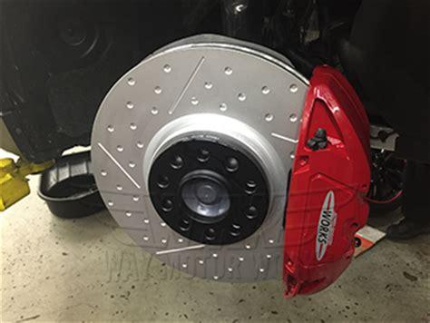 john cooper works sport brake kit  cooper   motor