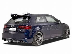 Audi A3 8v : audi a3 8v cx rear wing ~ Nature-et-papiers.com Idées de Décoration