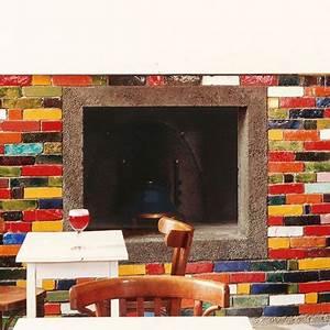 Peindre Des Briques De Cheminée : peinture pour les chemin es marie claire ~ Farleysfitness.com Idées de Décoration