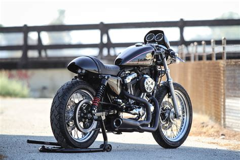 Harleydavidson Sportster Cafe Racer