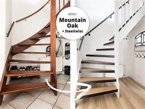 Offene Holztreppe Renovieren : offene treppe renovieren schnell professionell treppenrenovierung upstairs ~ Fotosdekora.club Haus und Dekorationen