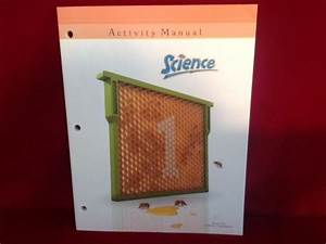 Bob Jones Science 1 Student Activity Manual  Ln  3rd