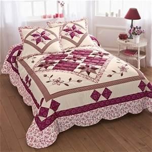 Couvre Lit Patchwork : patchwork couvre lit dans linge de lit achetez au meilleur prix avec ~ Teatrodelosmanantiales.com Idées de Décoration