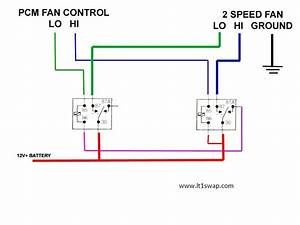 Derale 16925 Fan Wiring