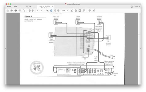 Bose Acoustimass Subwoofer Wire Diagram Online Wiring
