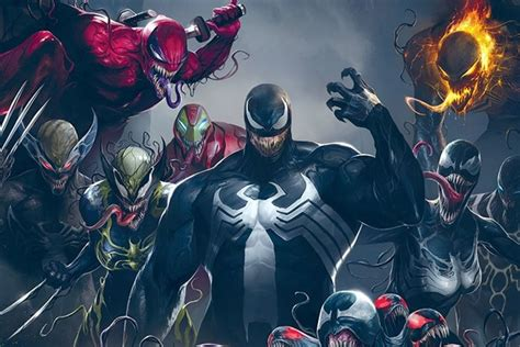 10 Marvel Characters Who Became Venom