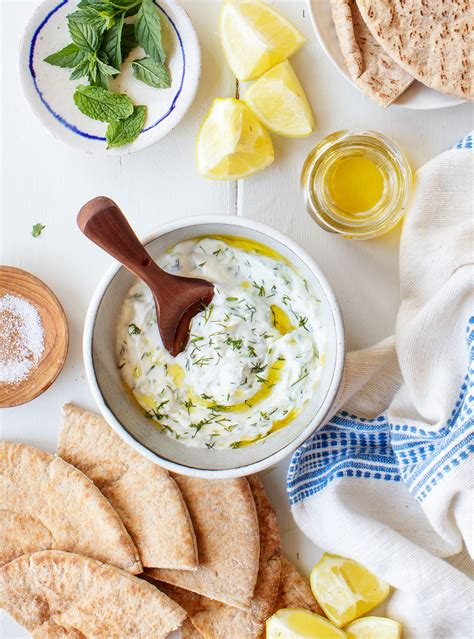 Tzatziki Recipe - Love and Lemons - Cravings Happen