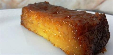dessert portugais cuisine recette d 39 un dessert portugais le pudding au miel de