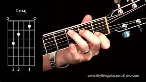 C How To : acoustic guitar chords learn to play c major youtube ~ A.2002-acura-tl-radio.info Haus und Dekorationen