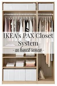 Ikea Pax System : ikea 39 s pax closet systems an honest review blogger home projects we love pinterest pax ~ Buech-reservation.com Haus und Dekorationen