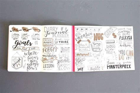 was ist ein bullet journal vision journal easy steps to create a vision board in