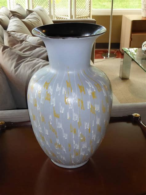 large floor vases large carstens 1956 pottery floor vase germany for at