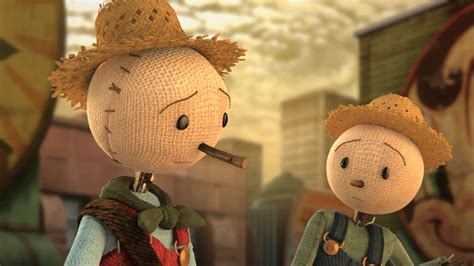Animation The Scarecrow Animation By SAMPICS - YouTube