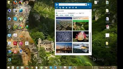 Bing Desktop Microsoft Save Wallpapers Loading Wallpapersafari