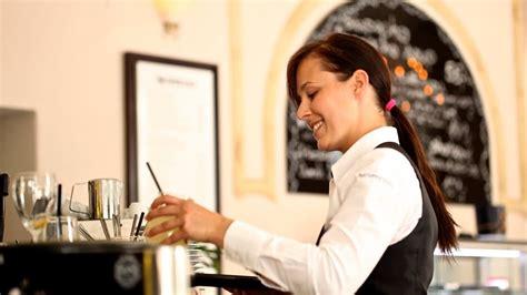 cameriere offerte curriculum per cameriere e barista