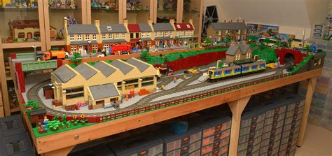 shed layout plans with huw millington brickton a moc lego city
