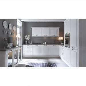 Küche 300 Cm : k che 300 cm weiss glatt matt mdf erweiterbar ~ A.2002-acura-tl-radio.info Haus und Dekorationen