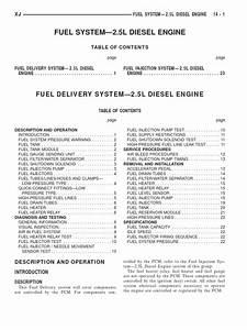 Jeep 2 5td Motor Vm