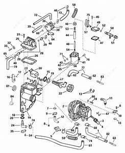 Johnson 2006 115 - J115pxsda  Fuel Components