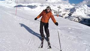 Advanced Ski Lesson - Pole Plant