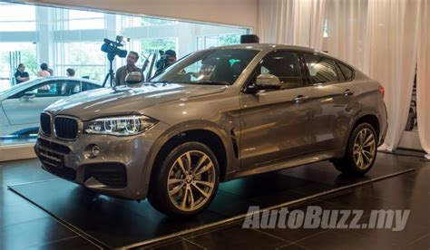 Bmw F16 X6 Ckd Launched In Malaysia, Now Cheaper By Rm50k