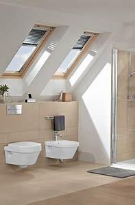 Kleines Bad Mit Dachschräge Gestalten : badgestaltung kleines bad mit dachschr ge ~ Orissabook.com Haus und Dekorationen