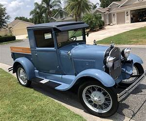 1929 Ford Model A Pickup For Sale On Bat Auctions