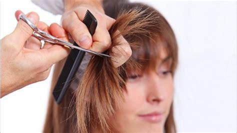advanced hair cutting tutorial  haircutting technique
