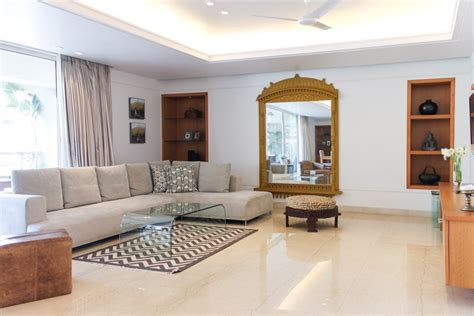 Minimalist Home Style : Contemporary Minimalist Home With Indian Design