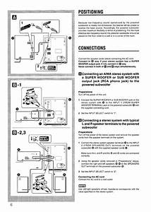 Page 6 Of Aiwa Speaker System Ts