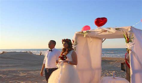 bureau de mariage en tunisie mariage sur la plage tunisie
