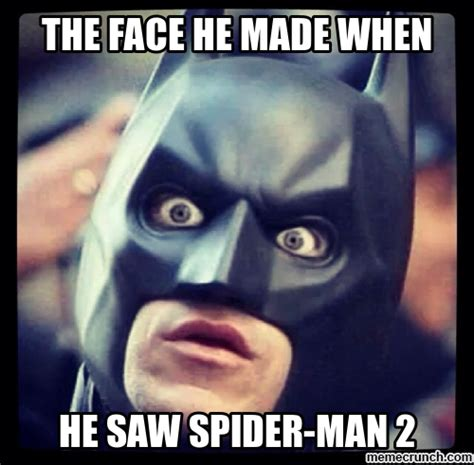 Spiderman Face Meme - spiderman derp meme