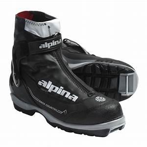 Alpina Xc Ski Boots Alpina Bc Cross Country Backcountry Boot - Alpina cross country boots