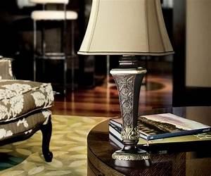 Lampe De Chevet Baroque : lampe baroque un luminaire de caract re pour l 39 int rieur ~ Teatrodelosmanantiales.com Idées de Décoration