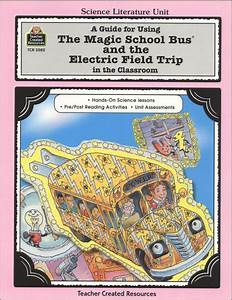 Science literature unit magic school bus electric field for Magic school bus ocean floor full episode