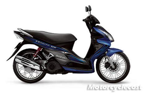 Suzuki Hayate 125 by Suzuki Hayate 125 Auto Motor Sport 2012